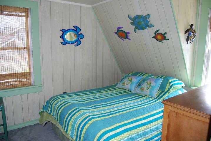 Turtle Bedroom