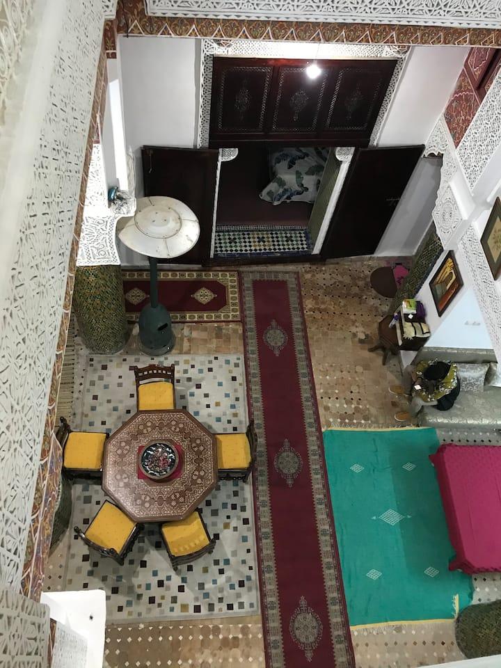 Riad Touareg Fez