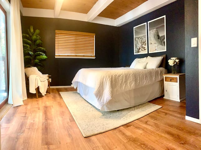 South Shore Private Bedroom with Balcony