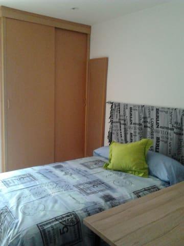 Habitacion ideal para no echar de menos tu casa(2) - Madri - Casa