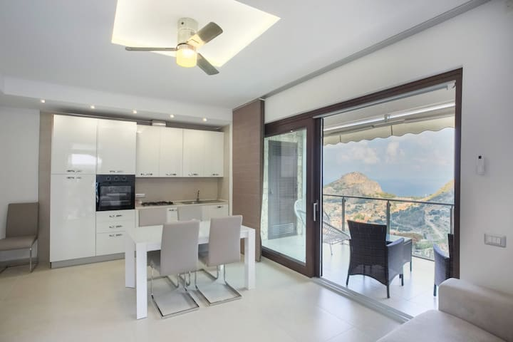 Modern and spacious apartment