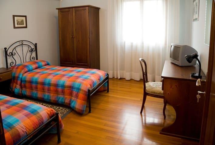 Doppia en suite - 1 - Villa con giardino - Sacile - Bed & Breakfast
