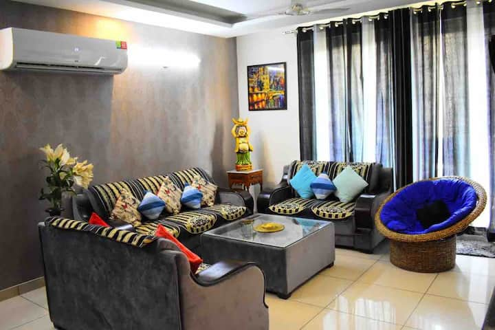 SILVER OAKS - 2BHK apartment in Tricity