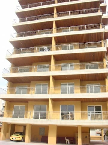 Charming high rise apt 3 bedroom - Zalka - Daire