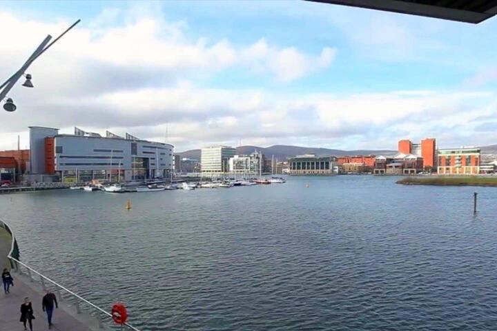 Titanic Quarter Luxury Apartment - Amazing Views