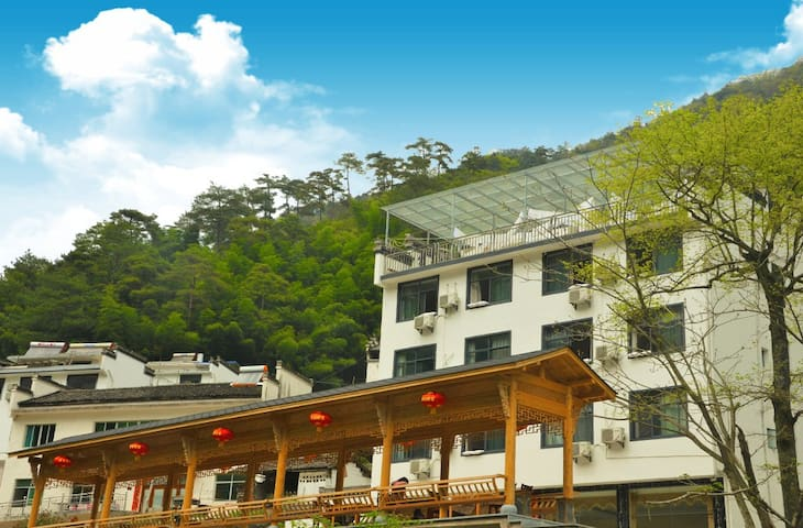 黄山脚下双人间 Foot of Mount Huangshan - Huangshan Shi - Huis