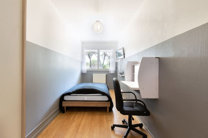 TOULOUSE CHAMBRE INDIVIDUELLE