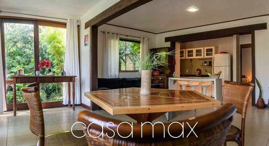 Casa MAX. Florianopolis Campeche - Florianópolis - Casa