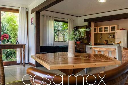 Casa MAX. Florianopolis Campeche - Florianópolis