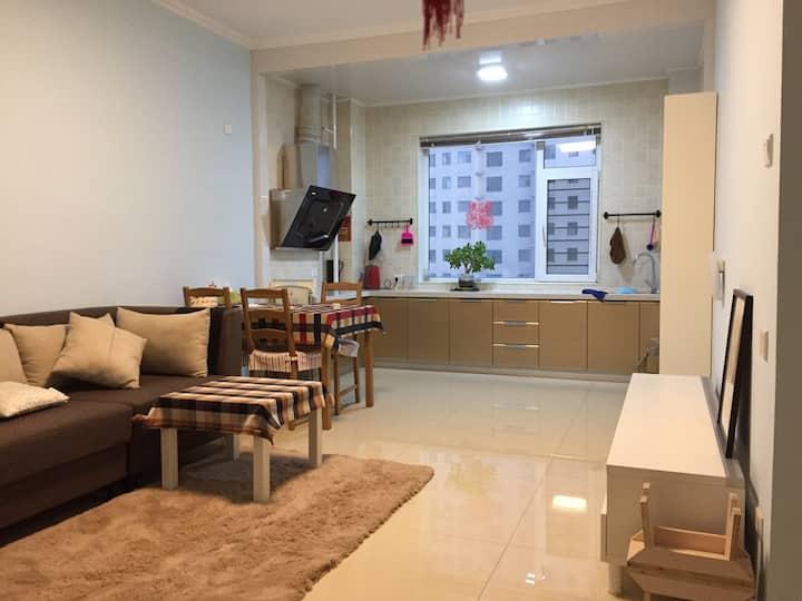 北川河畔高层1居室 温馨舒适 欢迎来我家~
