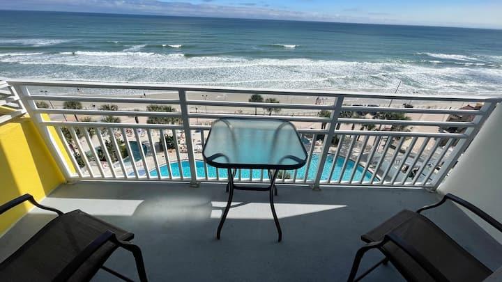 Daytona Beach Ocean Walk 5-Star Resort 1BR Condo!
