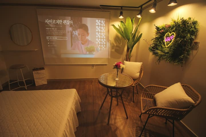 (1 minute from Gwangalli beach) beach house 3
