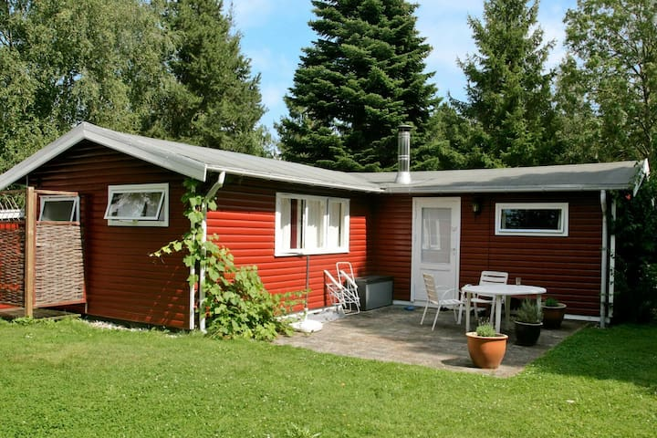 Cozy Holiday Home in Jægerspris with Barbecue