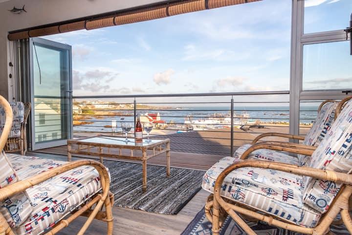 Luxurious 5 Bed Beach House 16 Geelbek, Kleinbaai