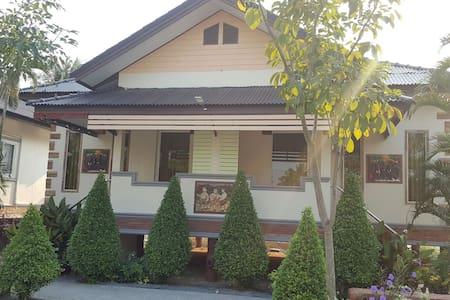 บ้านพักเวียงสุพร - เทศบาลนครแหลมฉบัง, ชลบุรี, TH