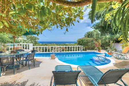 Barbados private suite with pool - Lakás