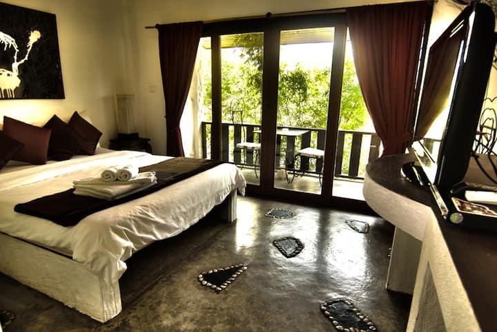 Cocooning Hotel Standard Room,  Bophut Beach