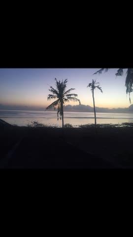 Beautifull ocean views with stunning senery around