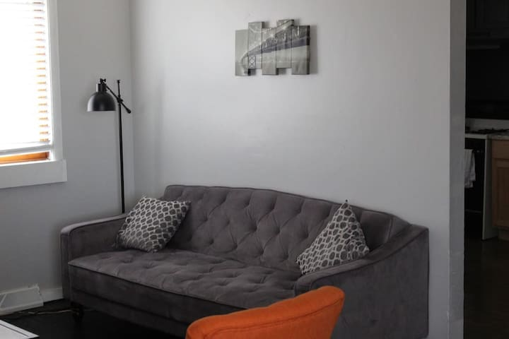 Fold down Couch