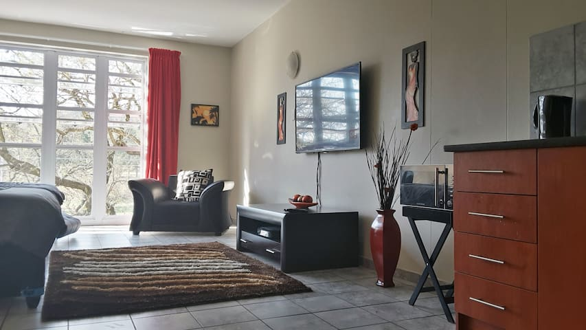 Entire Flat - View Union Buildings - Pretoria - Byt
