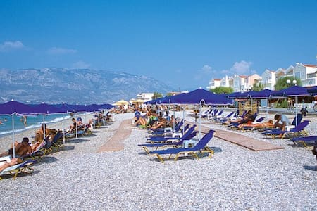 Pleasant and comfortable in Corinth - Kórinthos - Apartment