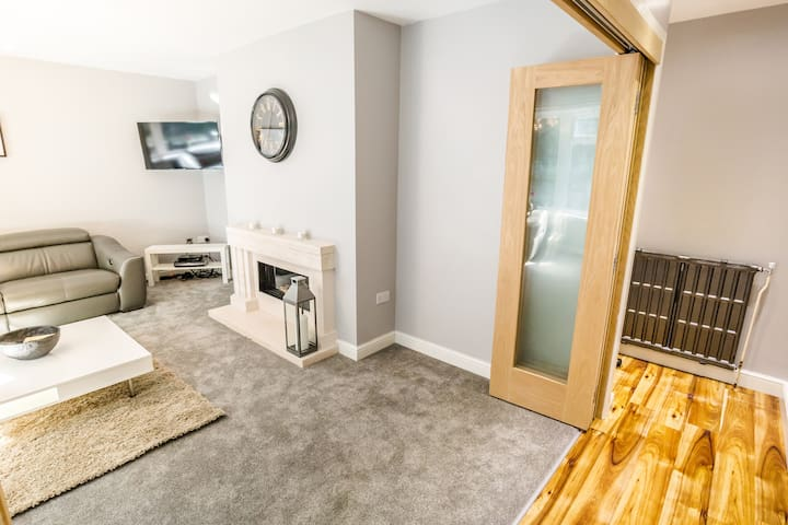 Sunnyside Apartment Suite - Huddersfield - Apartament