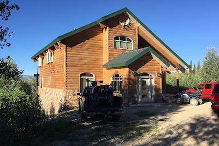 Cabin at Strawberry Reservoir - Heber - Cabaña