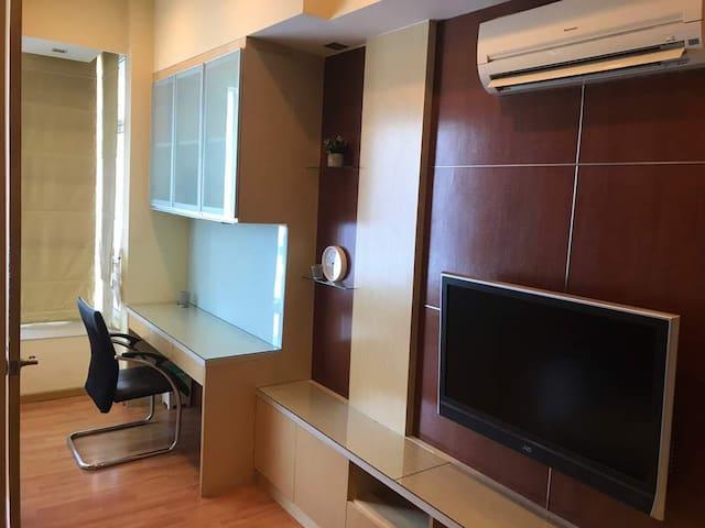 Study Room 学习室