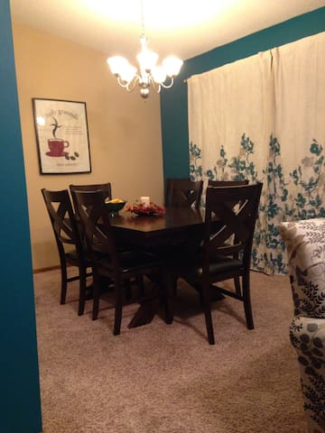 Warm, welcoming townhouse! - Apple Valley - Dom