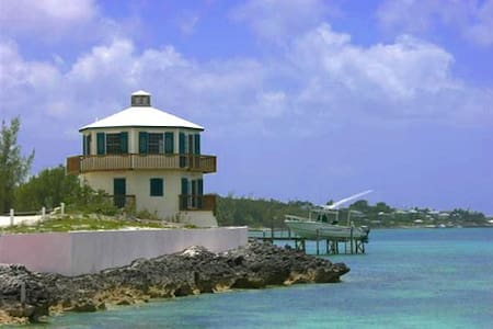 'deLight House From $1,200 / week - Central Abaco - 独立屋