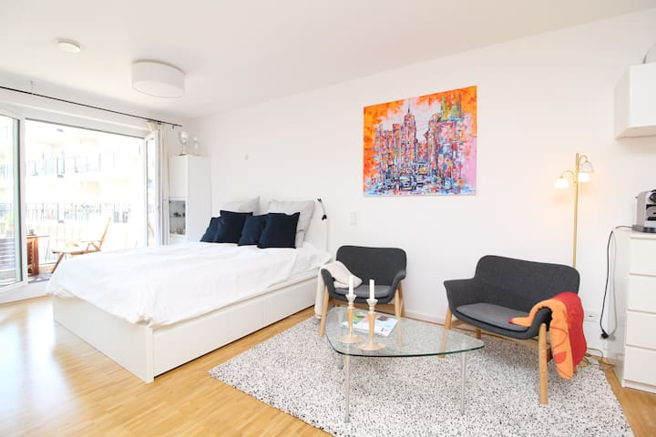 Cozy new apartment - 6 minutes to the city centre