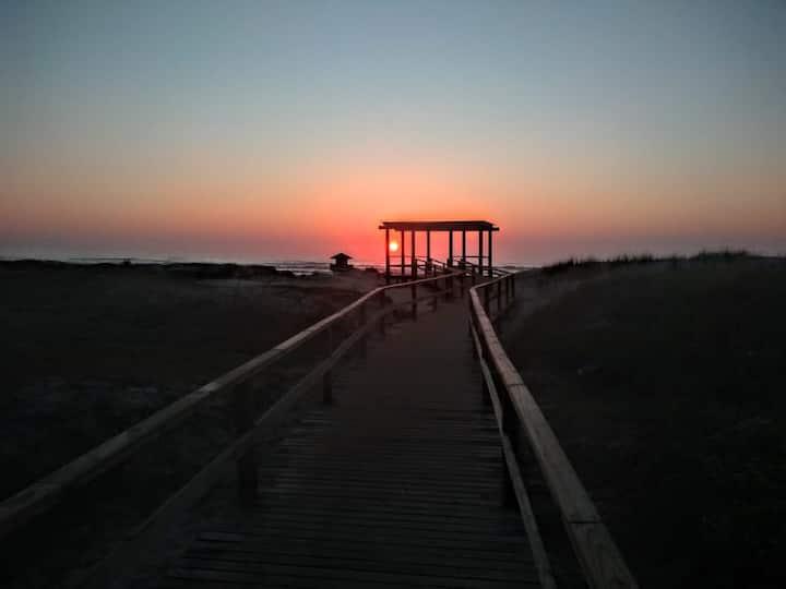 Quarto DBL Casa da praia