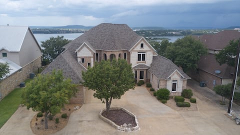 Luxury Home on Possum Kingdom Lake.