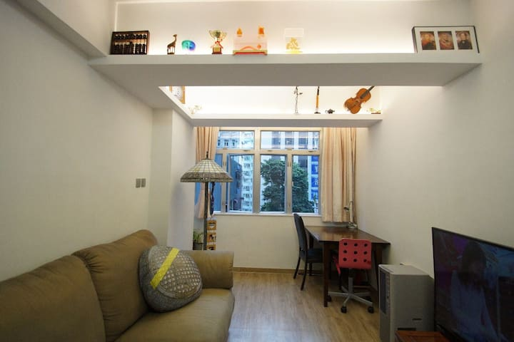 Modern apartment in superb, secure location. - Hong Kong - Apartament