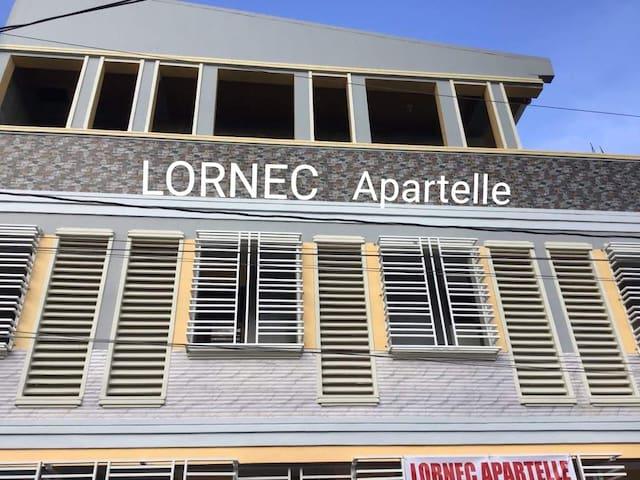 Lornec Apartelle ( elegant but budget friendly)