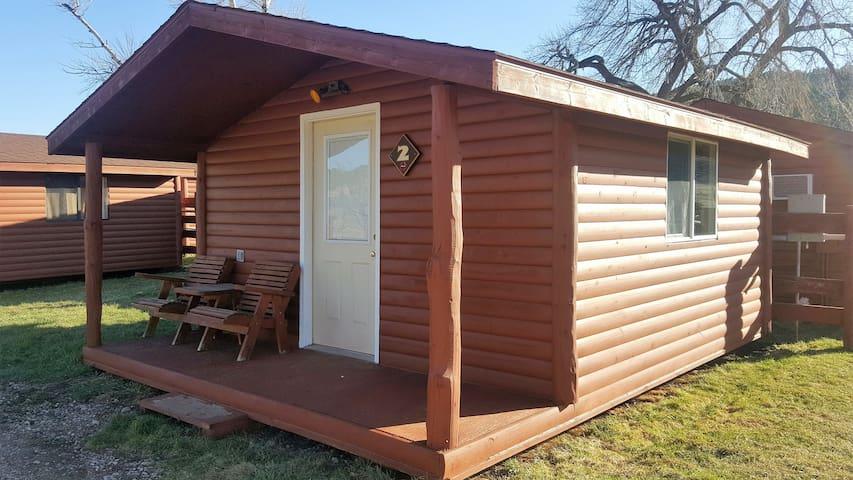 Economy Cabin 2 - NO BATHROOM