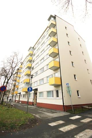 Studio apartment in Kuopio - Puistokatu 4