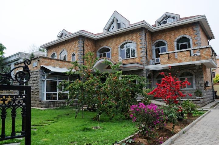 【E12】北戴河海边独栋别墅之家庭套T2