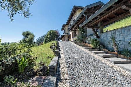 Villa Mariuccia - Merone - 別荘