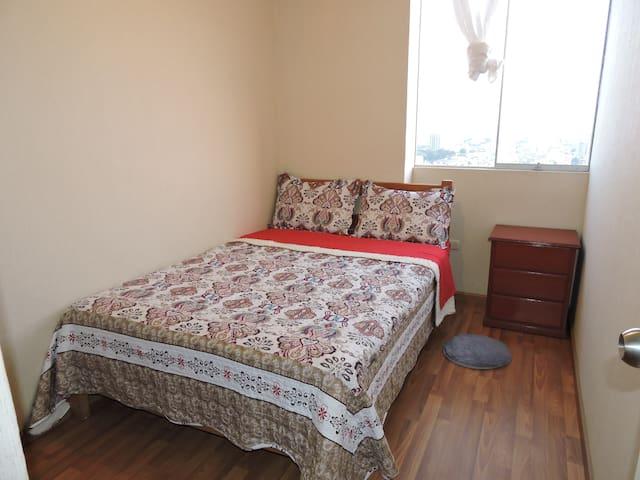 Dormitorio 3  (imagen referencial)