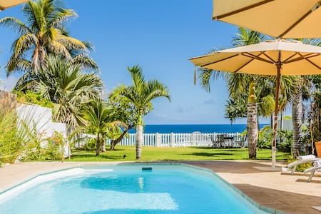 Villa sur la plage, St Gilles