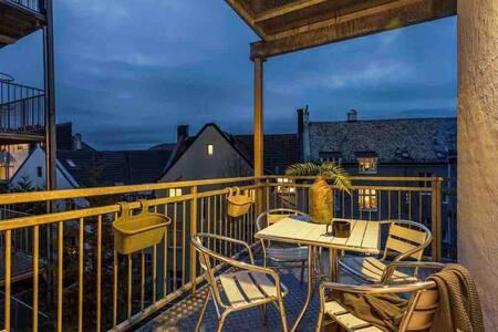 Beautiful apartment in Bergen-Sandviken W/balcony