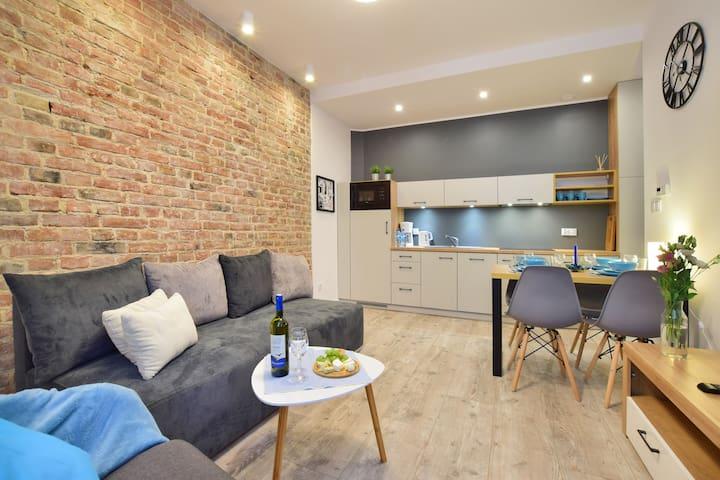 CityLife Apartament - komfort mieszkania w Centrum