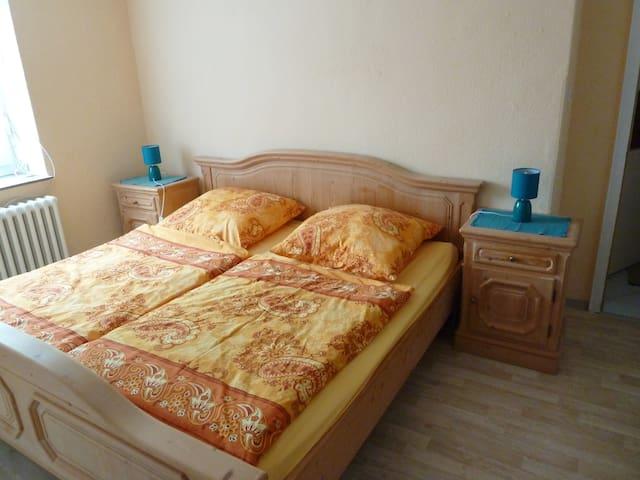 Sehr geräumige Ferienwohnung mit 4 Schlafzimmern