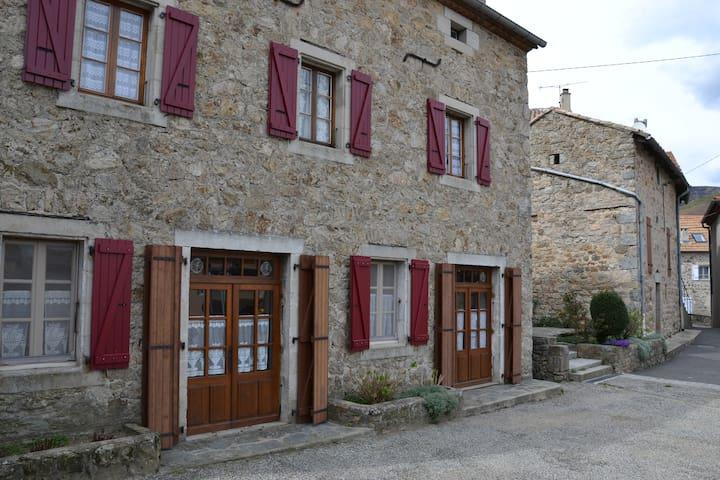 Gite Saint julien du gua - Saint-Julien-du-Gua - Casa