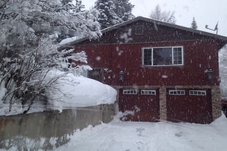 2 bedroom 1 bath , light breakfast - McCall - Bed & Breakfast