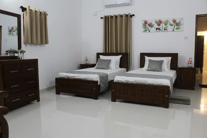 Wetland Villa - for a quiet and comfortable stay..