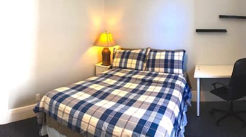 Nob Hill Bedroom #5