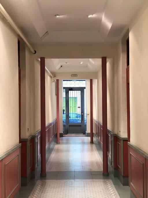 Entrance hall/Entrada principal