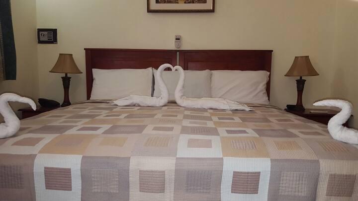 Chambre De luxe Hotel Salome 56